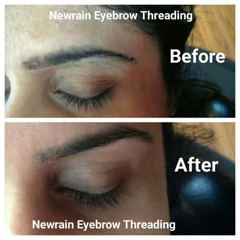 Gallery Newrain Eyebrow Threading