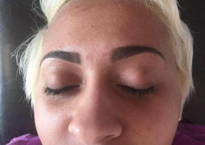 newrain eyebrow threading