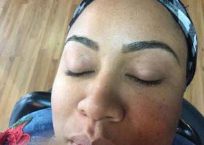 eyebrow tinting arlington