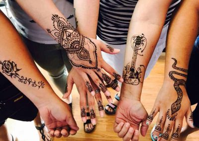 Henna Tattoo Arlington Texas