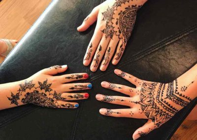 henna tattoo arlington