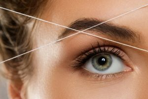 eyebrow threading grand prairie