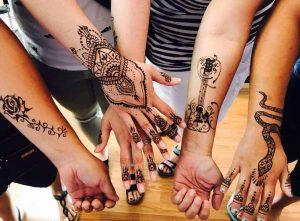 Henna Tattoo Arlington